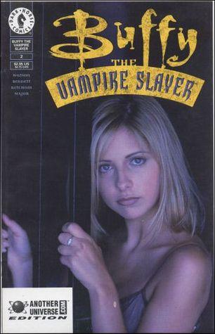 Buffy the Vampire Slayer #2 (Buffy Comics, #2)