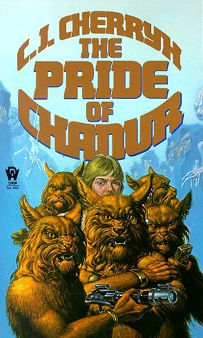The Pride of Chanur by C.J. Cherryh