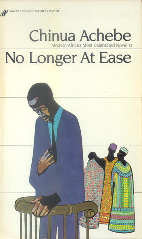 Ebook No Longer at Ease by Chinua Achebe PDF!