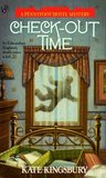 Check-Out Time (Pennyfoot Hotel #5)