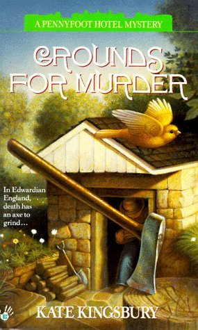 Ebook Grounds for Murder by Kate Kingsbury TXT!