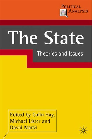 The State: Theories and Issues