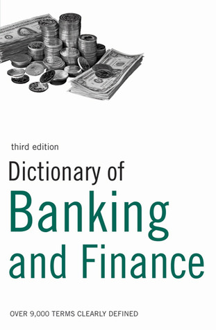 Dictionary of Banking and Finance by Jane Russell