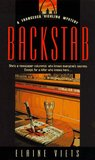 Backstab (Francesca Vierling Mystery, #1)