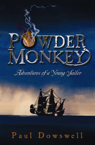 Powder Monkey by Paul Dowswell
