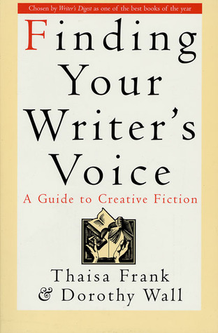 Ebook Finding Your Writer's Voice by Thaisa Frank PDF!