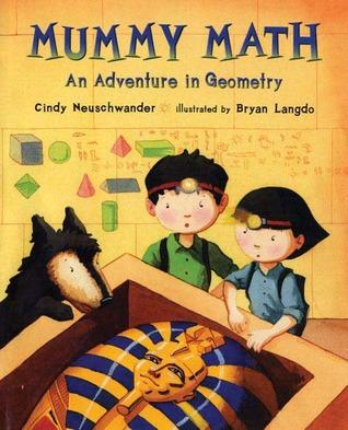 Mummy Math by Cindy Neuschwander