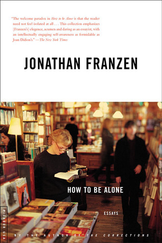 How to Be Alone Book Cover