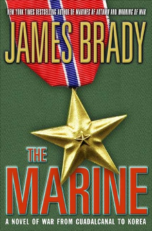 the-marine-a-novel-of-war-from-guadalcanal-to-korea