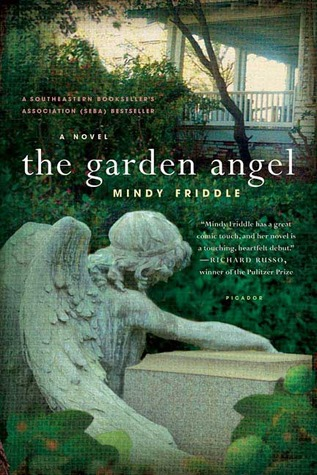 The Garden Angel by Mindy Friddle