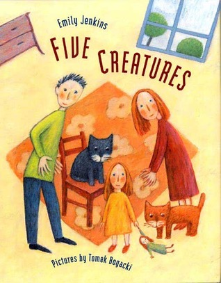 Five Creatures Descarga gratuita de formato de texto de libro electrónico