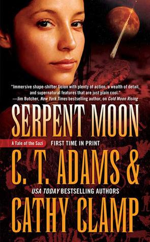 Serpent Moon by C.T. Adams