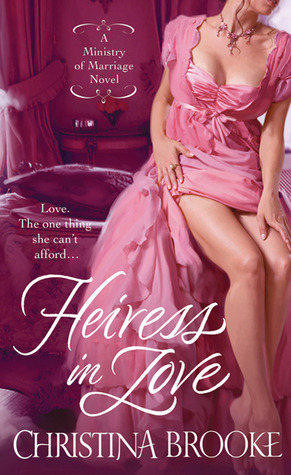 Heiress in Love by Christina Brooke