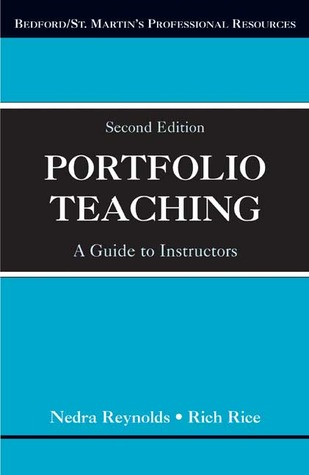 Portfolio Teaching by Nedra Reynolds