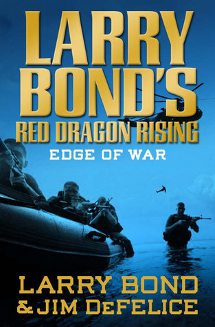 Edge of War (Red Dragon Rising, #2)