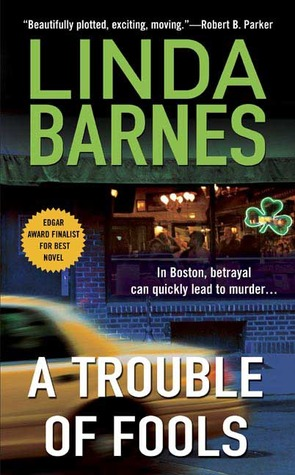 A Trouble of Fools (A Carlotta Carlyle Mystery #1)