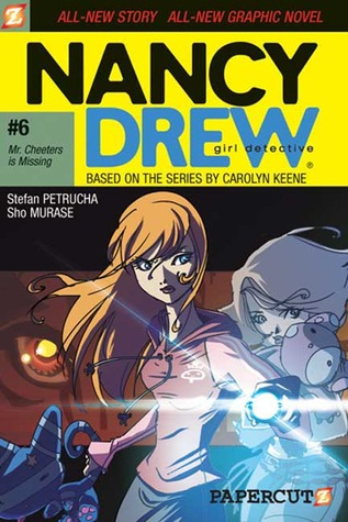 Mr. Cheeters Is Missing (Nancy Drew: Girl Detective Graphic Novels, #6)
