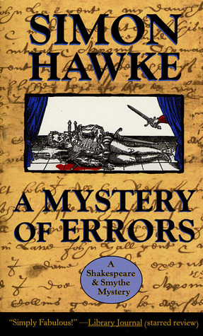 A Mystery of Errors by Simon Hawke