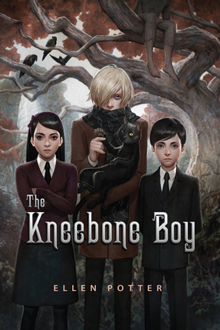 The Kneebone Boy by Ellen Potter