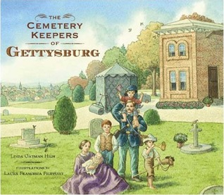 Image result for the cemetery keepers of gettysburg by linda oatman high