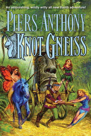 Knot Gneiss (Xanth, #34)