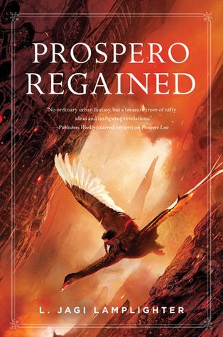 Download and Read online Prospero Regained (Prospero's Daughter, #3) books
