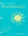 Biochemistry Lecture Notebook