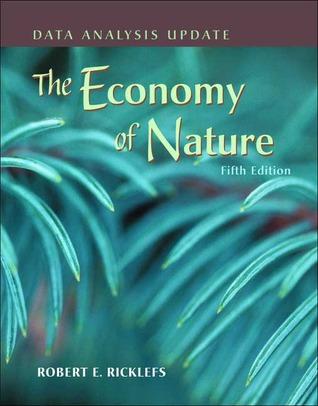 The Economy of Nature: Data Analysis Update