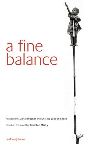 A Fine Balance by Sudha Bhuchar