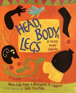 Head, Body, Legs by Won-Ldy Paye