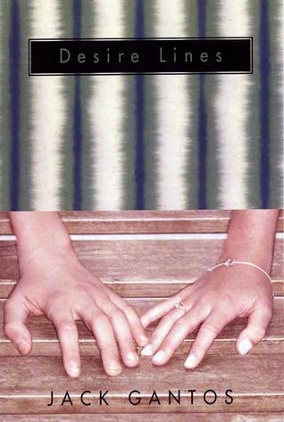 Desire Lines by Jack Gantos