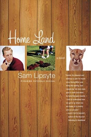 Home Land by Sam Lipsyte
