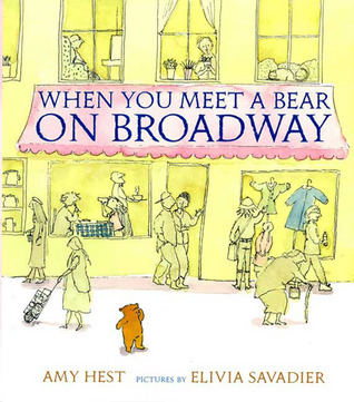 When You Meet a Bear on Broadway