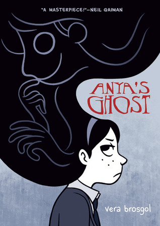 Anya's Ghost (Hardcover)