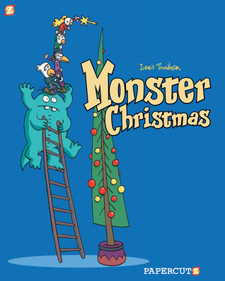 Monster Graphic Novels by Lewis Trondheim