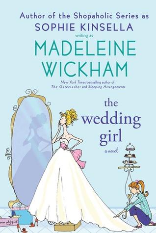 The Wedding Girl by Madeleine Wickham
