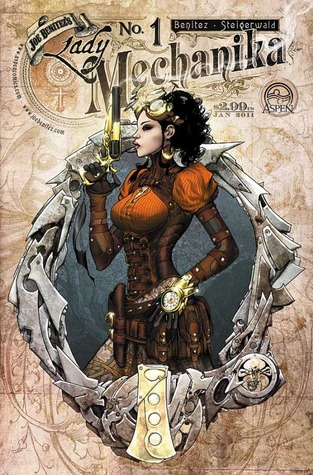 Lady Mechanika #1 by Joe Benítez