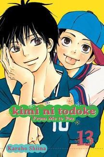 Kimi Ni Todoke Manga Pdf