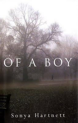 Of A Boy by Sonya Hartnett