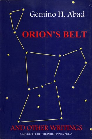 Orion's Belt: And Other Writings