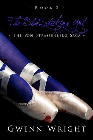 The BlueStocking Girl by Gwenn Wright