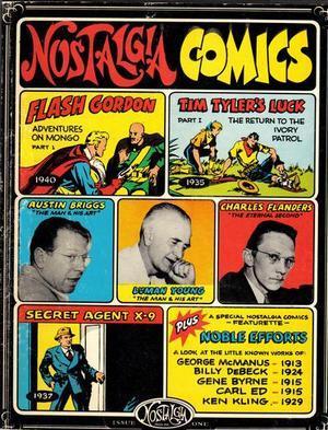 Nostalgia Comics #1