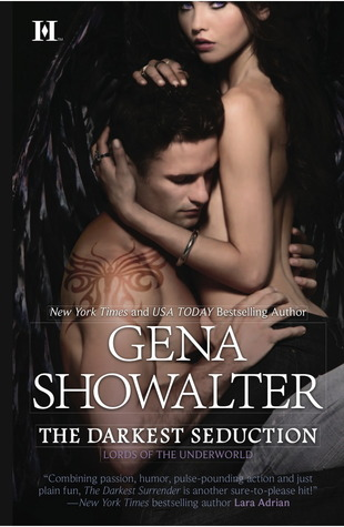 The Darkest Seduction (Lords of the Underworld #9)