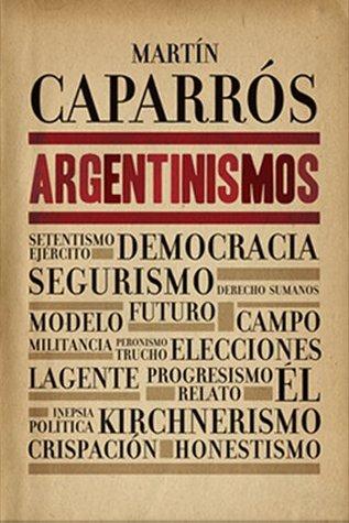 argentinismos caparros
