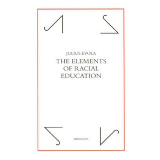 The Elements of Racial Education