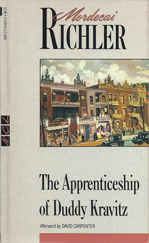 a look at the insecurities of duddy in the apprenticeship of duddy kravitz by mordecai richler The apprenticeship of duddy kravitz – mordecai richler – 1959 the following is a compilation of discussions and reviews from the previous version of.