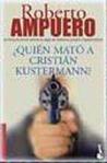 ¿Quién mató a Cristián Kustermann?