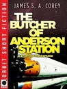 The Butcher of Anderson Station (The Expanse, #0.5) cover