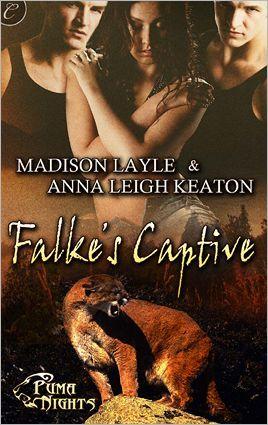 Falke's Captive by Madison Layle