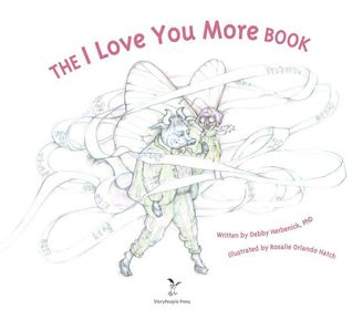 The I Love You More Book
